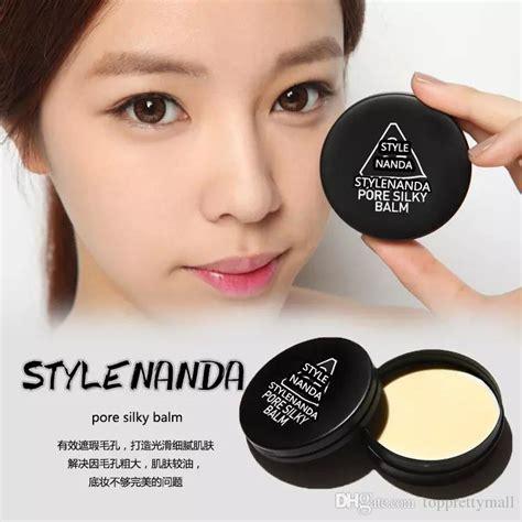 Silky Makeup brand makeup concealer korean pore silky balm