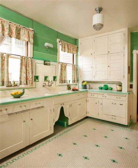1930s kitchen floors old house kitchens baths on pinterest 1920s kitchen