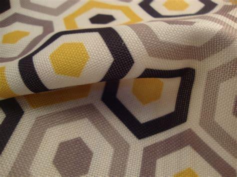 yellow curtain fabric uk belgrave geometric print curtain fabric art deco curtain
