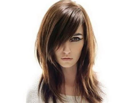 different types of bangs haircut different types of layered haircuts
