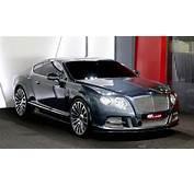 Mansory Bentley Continental GT  SuperTunes