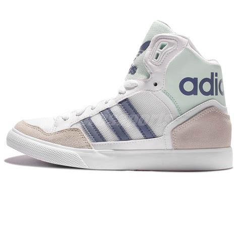 adidas originals extaball w white green pink casual shoes aq4799 ebay