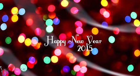 20 best colorful happy new year wallpapers 2015