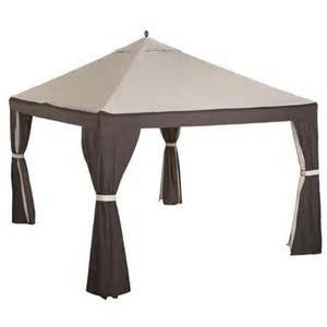 Lowes Gazebos And Canopies by Lowes 10 X 12 Gazebo Replacement Canopy And Netting Set