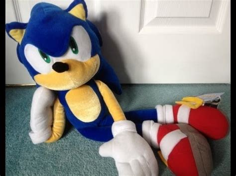 sonic pillow sonic plush pillow review