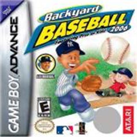 backyard baseball 2006 boy advance ign
