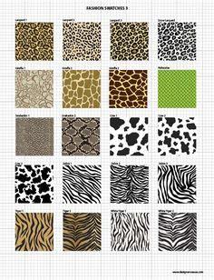 adobe illustrator zebra pattern 1000 images about illustrator fabric patterns vector