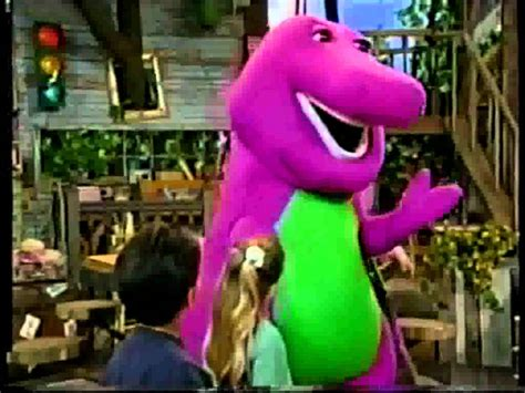 What I Did Not Learn In Mba Barney by Barney You Are Special With Lyrics