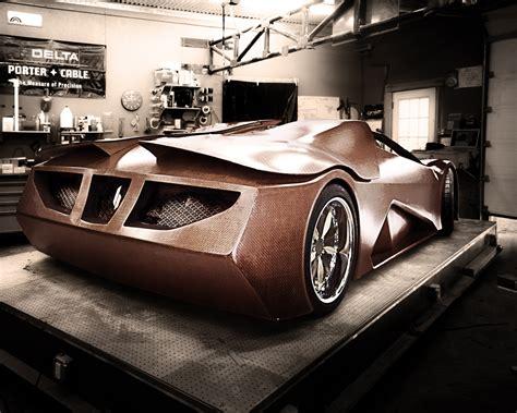 Auto Aus Holz by Splinter Wooden Car