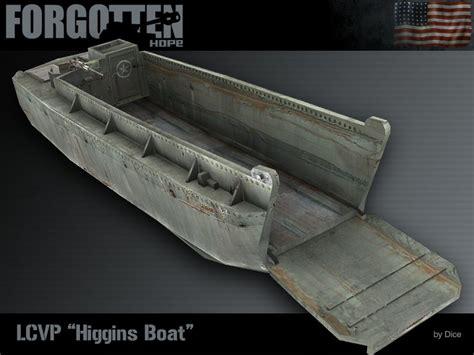 higgins boat armor lcvp forgotten hope secret weapon wiki