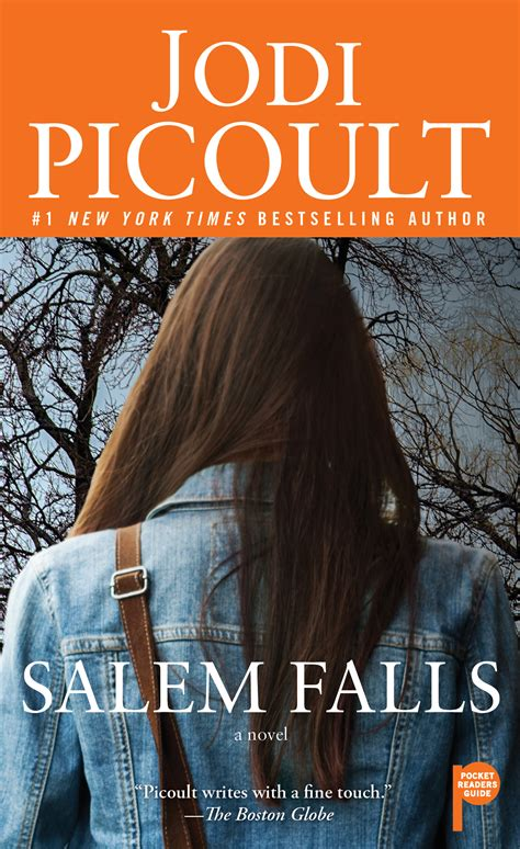 Spotlight Jodi Picoult by Excerpt From Salem Falls By Jodi Picoult