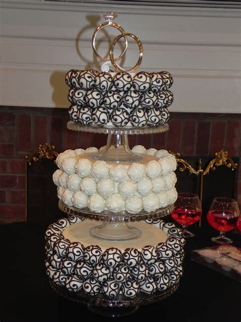 Pin by Melba Sanches on Cakes   Wedding cake pops, Wedding