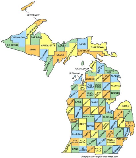 mi map voices for region 6 michigan counties