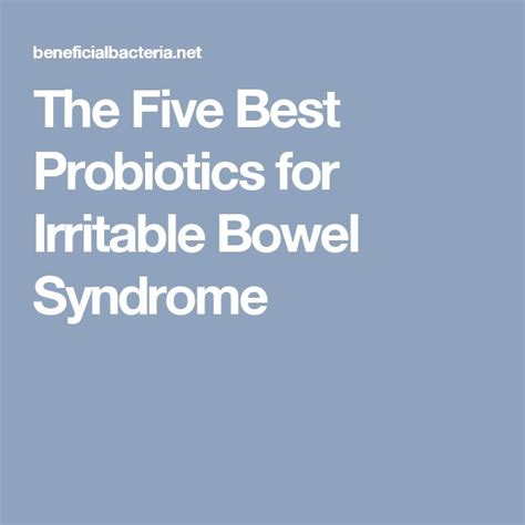 best probiotics for ibs best 25 best probiotic ideas on when to take