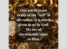 What does the Bible say about self-worth? Ephesians 1:13