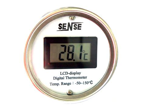 Thermometer Digital 1 industrial thermometers digital thermometers bimetal