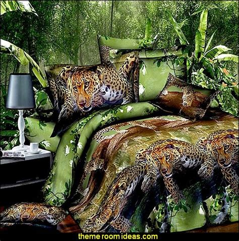 jungle bedroom decorating theme bedrooms maries manor leopard print