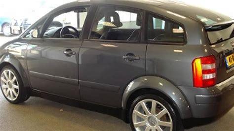 Audi A2 1 4 Se Review Audi A2 1 4 16v S Line Ecc 17 Inch Half Leer
