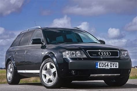 Audi A6 Allroad 2002 by Audi A6 Allroad Review 2000 2005 Parkers