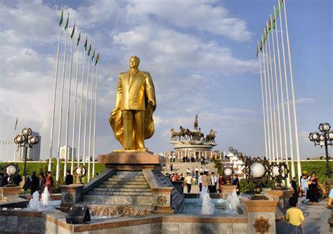 ashgabat turkmenistans lavish capital  marble  gold