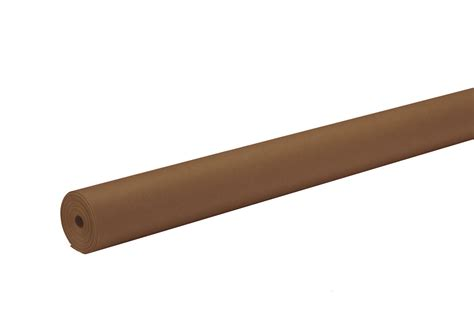 colored butcher paper 48 quot x 200 brown