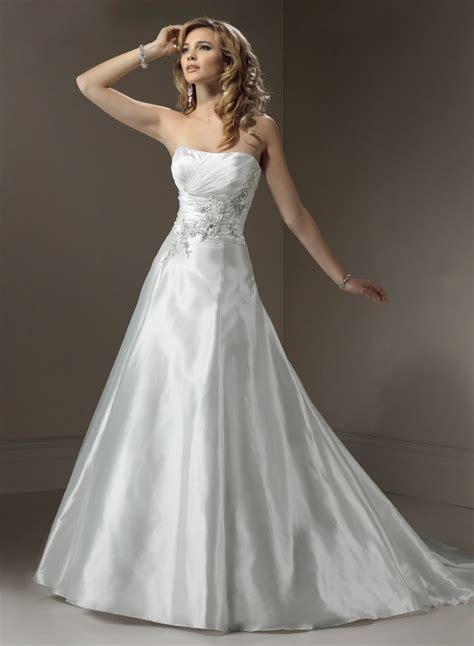 wedding dresses tbdress a line design the unsurpassed wedding gown