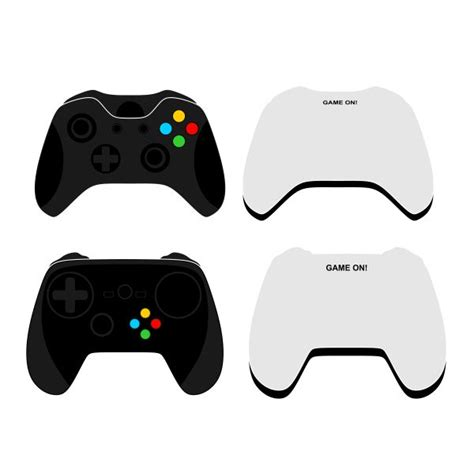 layout animation controller exle game controller cuttable design