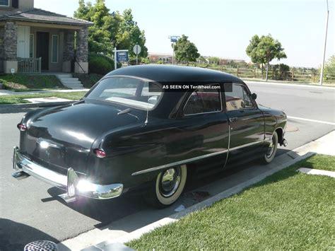 1950 Ford Shoebox Custom 1950 Ford Custom Tudor Sedan Shoebox Rod Streetrod