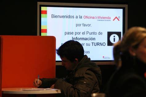 oficina de vivienda comunidad de madrid la comunidad de madrid conceder 225 50 000 ayudas al alquiler