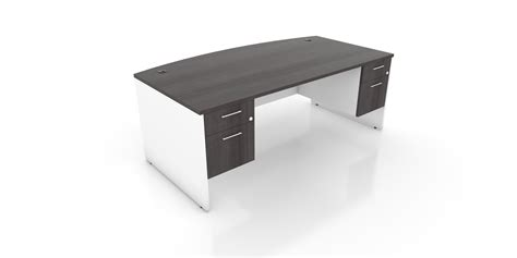 bow front desk with bow front executive desk black office desk