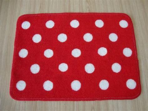polka dot bath rug white polka dot floor door mat bathroom rug