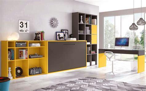 Indogate Com Chambre Bebe Jaune Et Bleu Bibliothèque Bureau