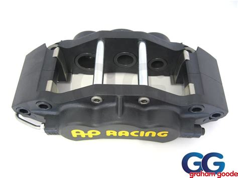 Ap Racing Caliper Cp7600 Race 4 Pot Pro 5000r With Discbrake 286m ap racing cp5575 left leading caliper 6 pot black cp5575 805s4
