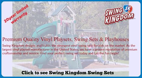 swing websites swing sets 187 amish woodwork