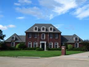 Brick Colonial House by Red Brick Colonial House Flickr Photo Sharing