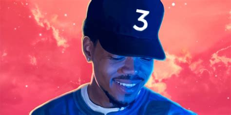 Chance The Rapper Chance The Rapper Coloring Book