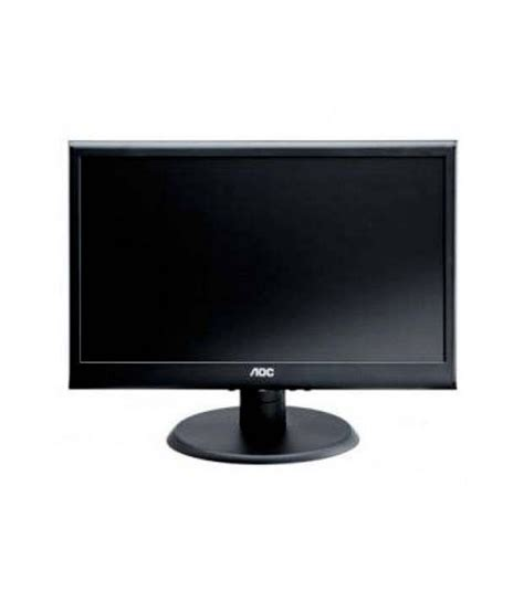 Aoc 18 5 Inch E950swn Led aoc e950swn 46 99 cm 18 5 led monitor buy aoc e950swn