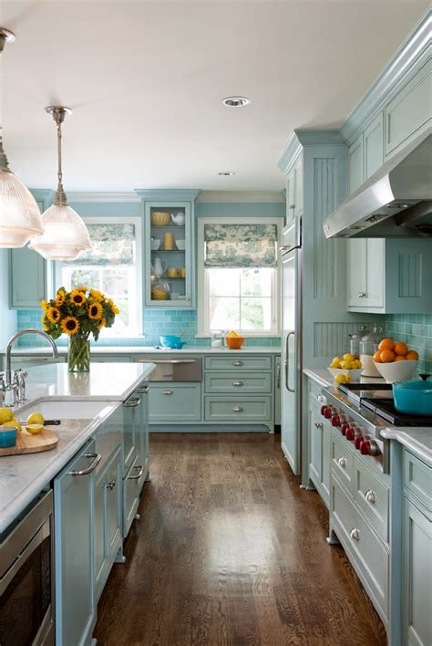 turquoise kitchen decor ideas budget friendly tips for re decorating your kitchen