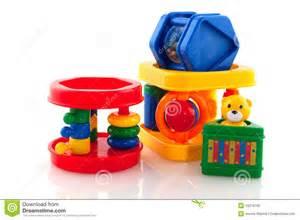 baby toys stock photo image 10219700