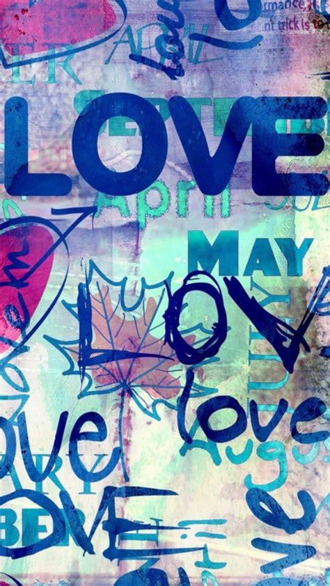imagenes de love you para fondo de pantalla graffiti love fondos de pantalla gratis para iphone 5