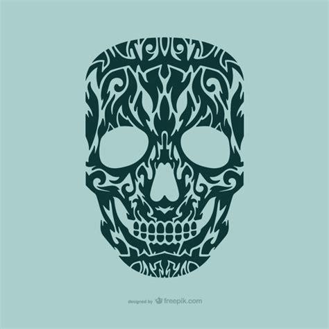 tattoo designer online kostenlos sch 228 del tattoo design download der kostenlosen vektor