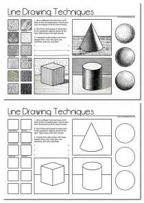 Free line drawing worksheet printable teacher resources from the
