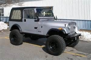 86 Jeep Cj7 Cj7 On 35s Pictures To Pin On Pinsdaddy