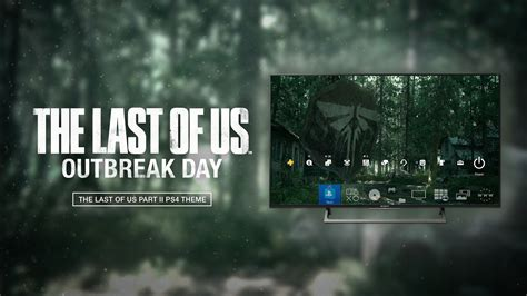 ps4 themes ign the last of us part 2 outbreak day merchandise revealed