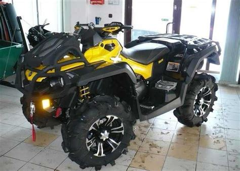 used can am outlander 1000 for sale 2014 can am outlander 1000 x mr atv for sale from