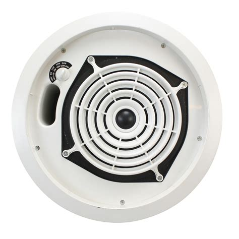 commercial ceiling speakers speakercraft sc pro scpro commercial 8 quot in ceiling