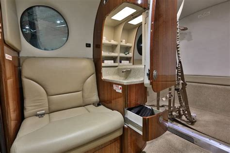 King Air 350 Interior by 2012 King Air 350i For Sale