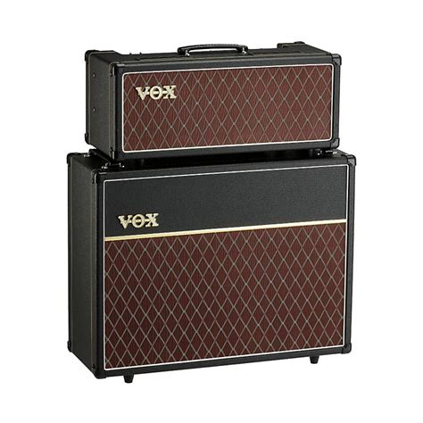 Vox Cabinet by Vox 15w Custom Guitar With 2x12 Cabinet