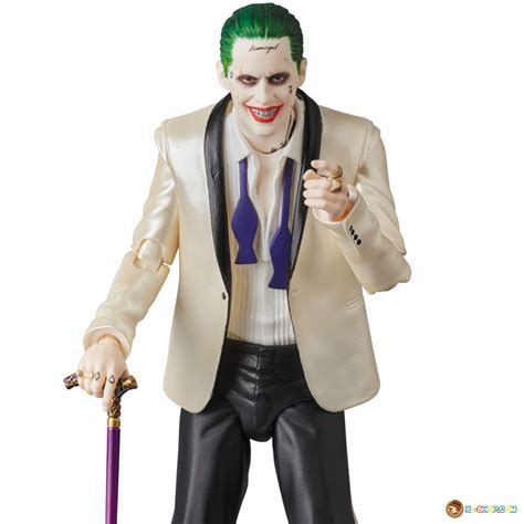 Medicom Mafex Joker Figure medicom mafex no 039 squad the joker suits ver