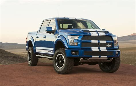 New Mustang 700 Hp by Shelby American Reveals 700 Hp Supercharged Ford F 150